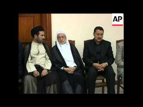 Shiite leader al Hakim