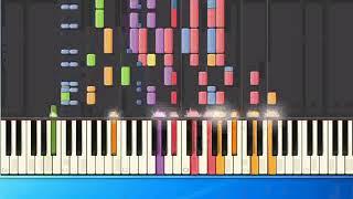 [Piano Tutorial Synthesia]Glenn Miller - Kalamazoo (pr)