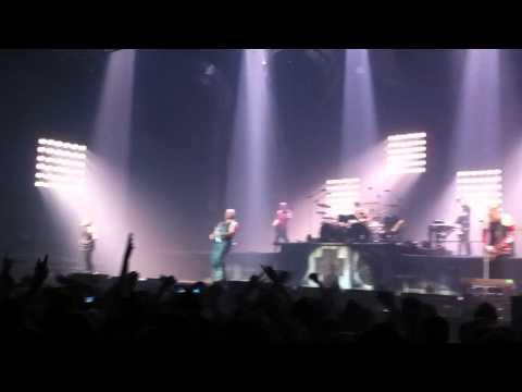 Rammstein - Du hast (Live in Düsseldorf, 06.12.2011)
