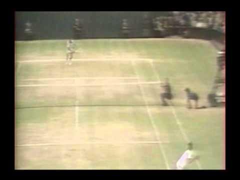Arthur Ashe highlight Video