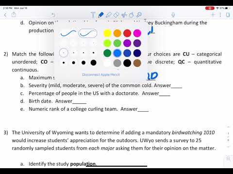 Homework 1 Solutions /// STAT 2050