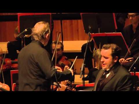 MICHAEL SPYRES in Donizetti's LES MARTYRS Mon seul trésor (including high e)