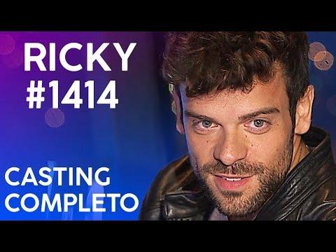 CASTING COMPLETO de RICKY | OT 2017