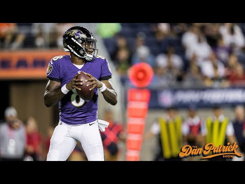 Cris Collinsworth Thinks Lamar Jackson Is Better With More Space To Work With | 09/16/21