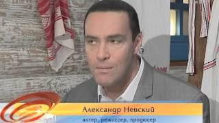 Актёр Александр Невский: Я фанат приключенческого кино!