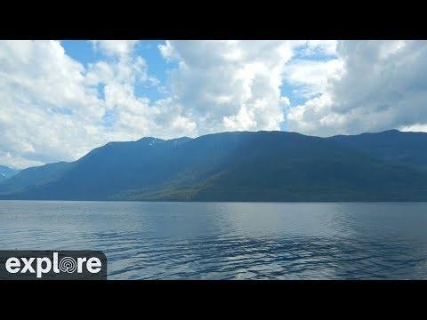 Live Orca Video - Cracroft Point, B C  surface cam   Explore org