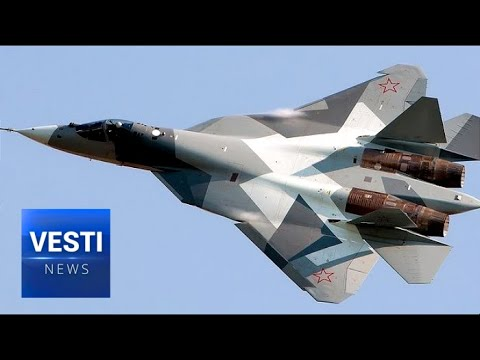 Exclusive: The 5th Gen Russian Fighter Jets Are Coming Along Quite Nicely Indeed