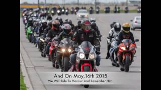 Steven Wright Memorial Ride 2015 Teaser 2