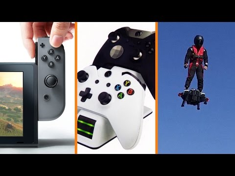 Nintendo Switch Framerate FIX + Xbox One Accessory Recall + Working Hoverboard BANNED - The Know
