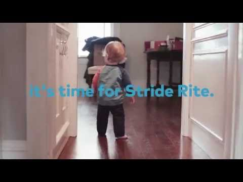 Time For Stride Rite
