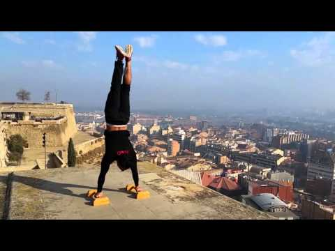 Street Workout invasion in la Seu Vella!