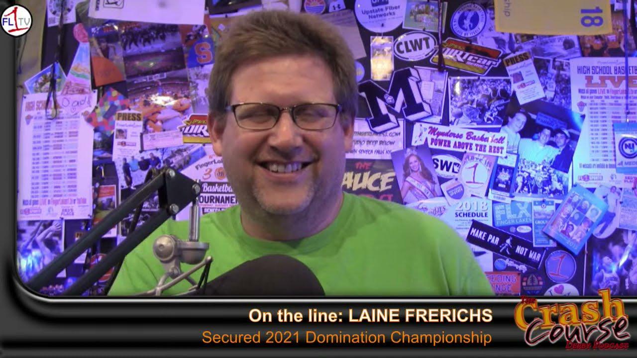 CRASH COURSE #372: Laine Frerichs & Jeff Clark (podcast)