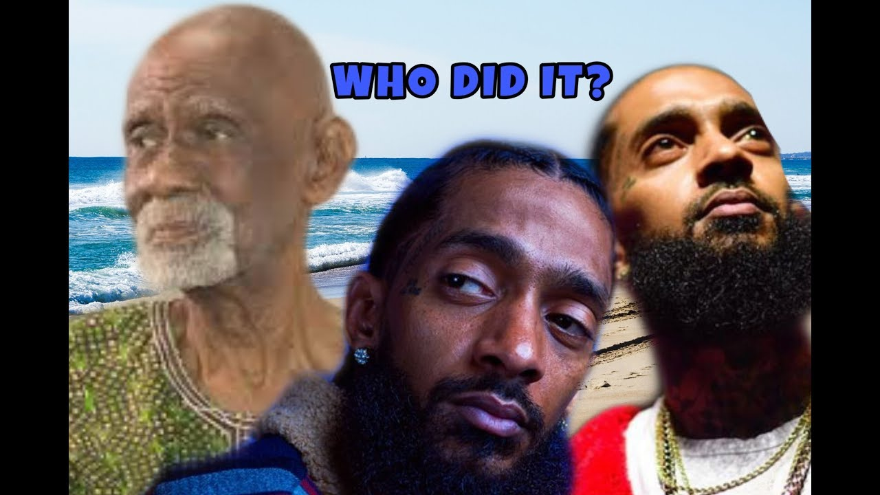 NIPSEY HUSSLE WAS ABOUT TO EXPOSE WHAT REALLY HAPPENED TO DR  SEBI