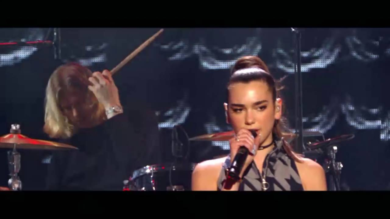 Download Dua Lipa - Hotter Than Hell (Live @ The Voice of Flanders)