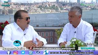Edestaal Grup Yönetim Kurulu Başkanı Turgut Torunoğulları başarı hikayesini anlatıyor
