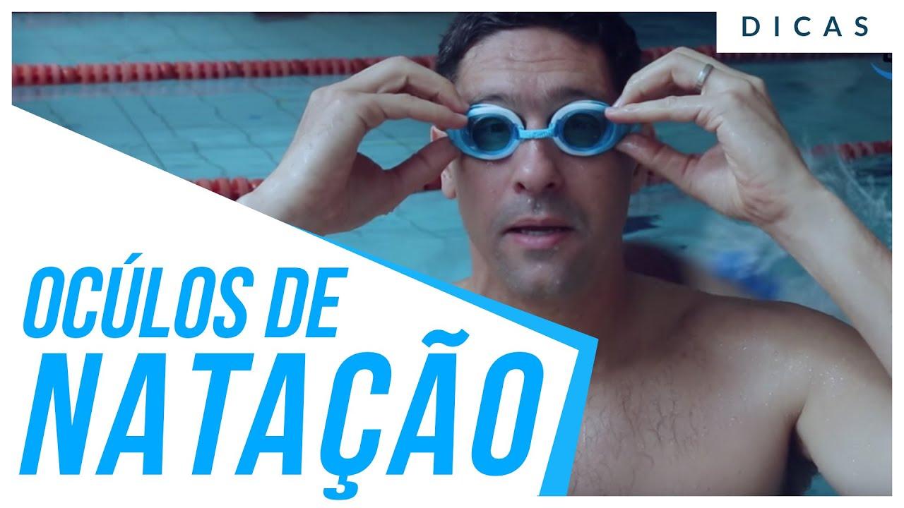 c235963b8 Gustavo Borges Dicas de natação - óculos de natacao - YouTube