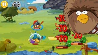 ЭНГРИ БЁРДС ВСТУПАЮТ В БОЙ! ДРАКА ПРИКЛЮЧЕНИЕ Angry Birds Epic