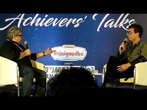How to get success in Bollywood | Karan Johar interview with Rajeev Masand 01 | Kaptain Studios