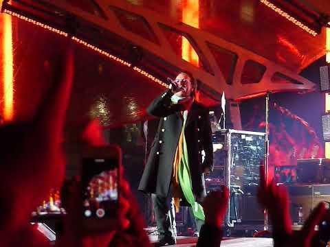 U2 - Sunday Bloody Sunday -  Live at MTV Presents, Trafalgar Square, London  11NOV17