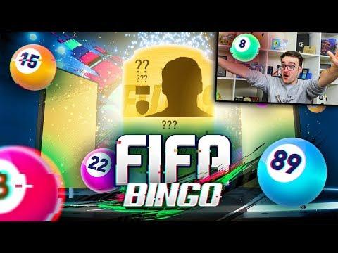 FIFA BINGO!!! MY PACK LUCK IS CRAZY!!!! Fifa 19 Pack Opening Challenge