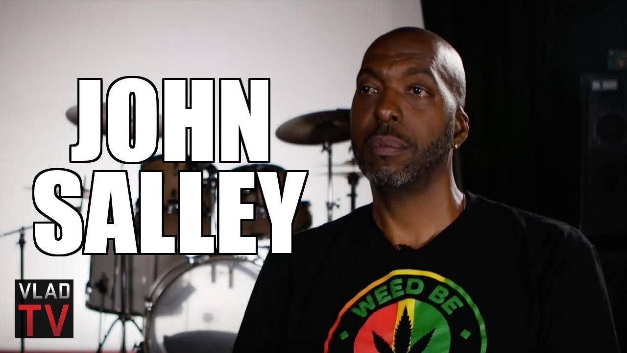 John Salley: Vlad Did the Right Thing by Interviewing Jordan's Father's Murderer (Part 12)