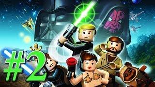 Прохождение Lego Star Wars: The Complete Saga, Атака Клонов (2).
