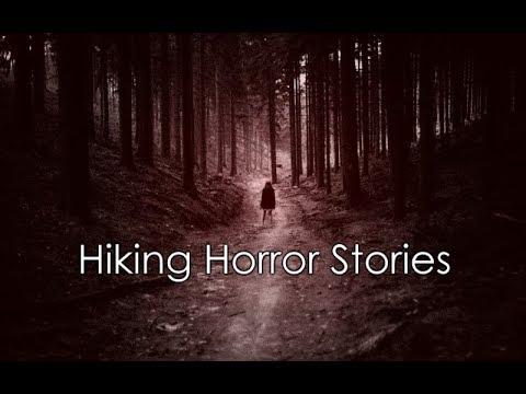 3 creepy true hiking