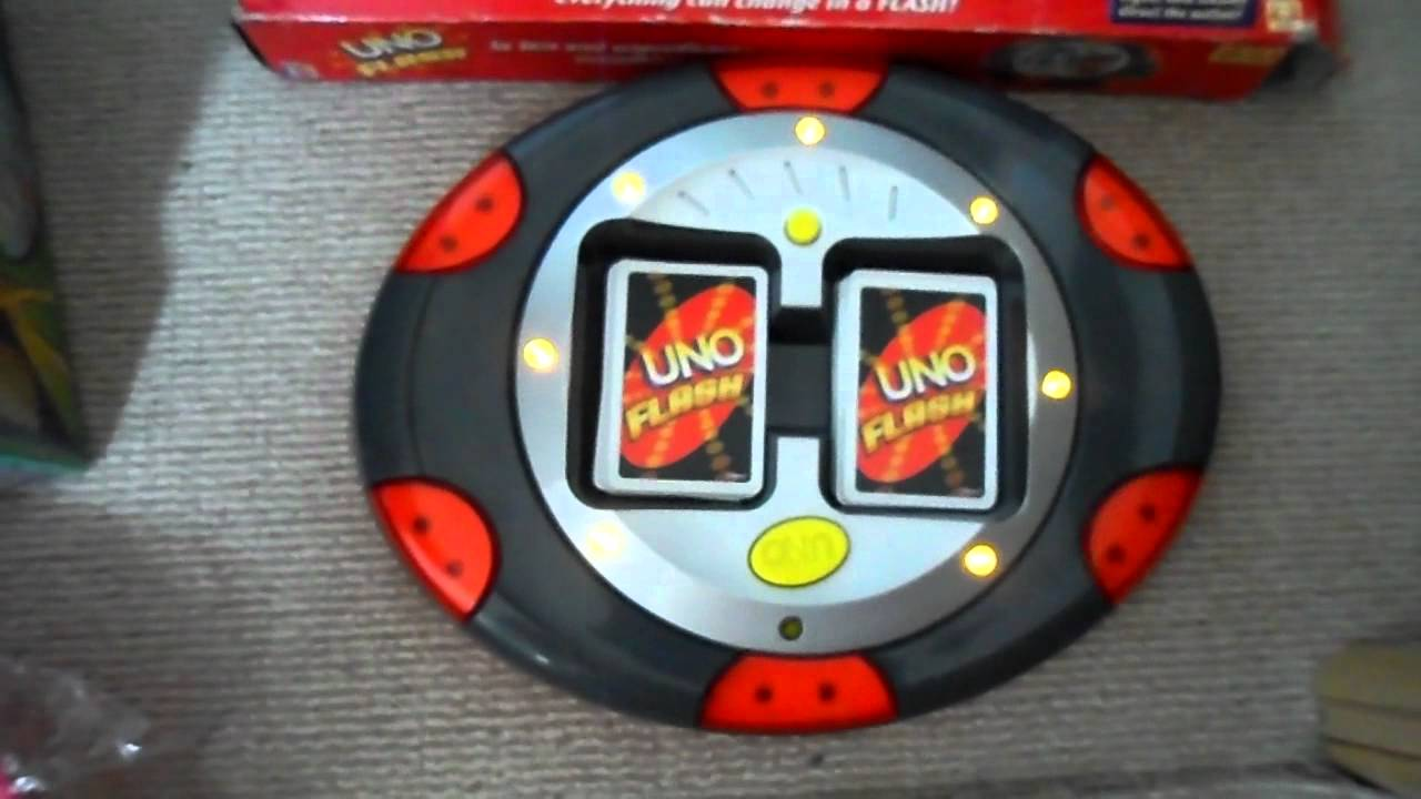 Playing Uno Spin - YouTube