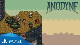 Anodyne | Gameplay Trailer | PS4