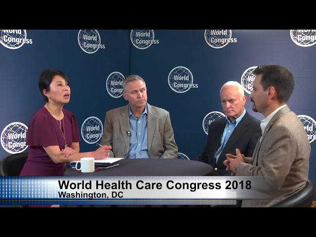 WHCC18 Interview Zone with Rosen Hotels & Resorts