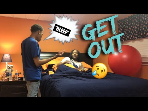 KICKING MY GIRLFRIEND OUT OF MY HOUSE PRANK Pt 2 of I WANT SOME HEAD RIGHT NOW PRANK  Qui & Ken
