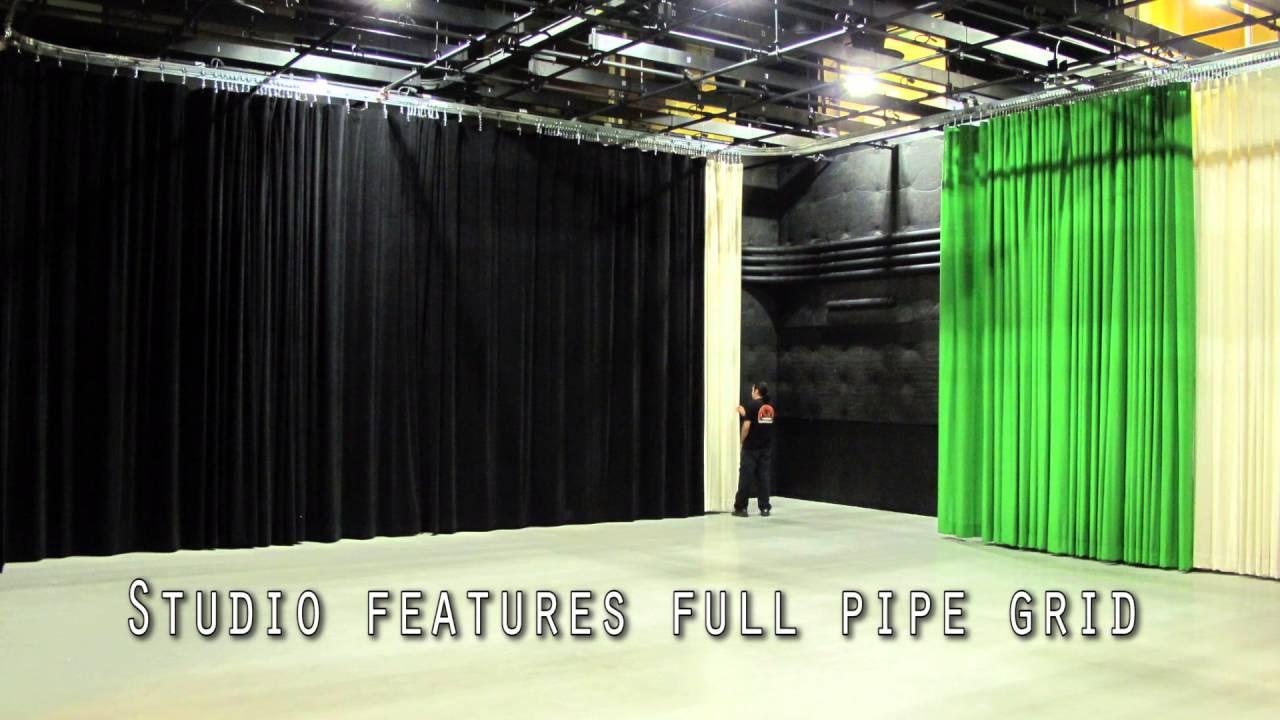 s k studio curtains green screen