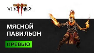 Warhammer End Times Vermintide 2 Обзор Что готовит Бета - Классы,Монстры,Персонажи