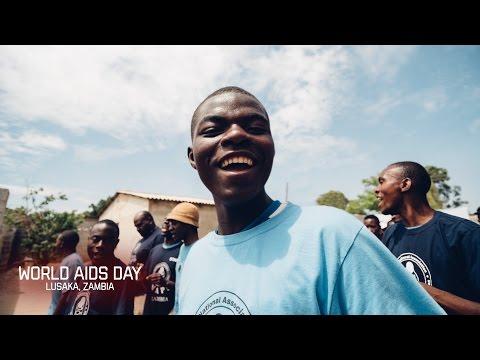 Mission Zambia - World AIDS Day