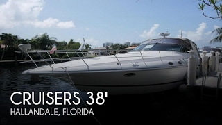 Used 2002 Cruisers 3870 Express for sale in Hallandale, Florida