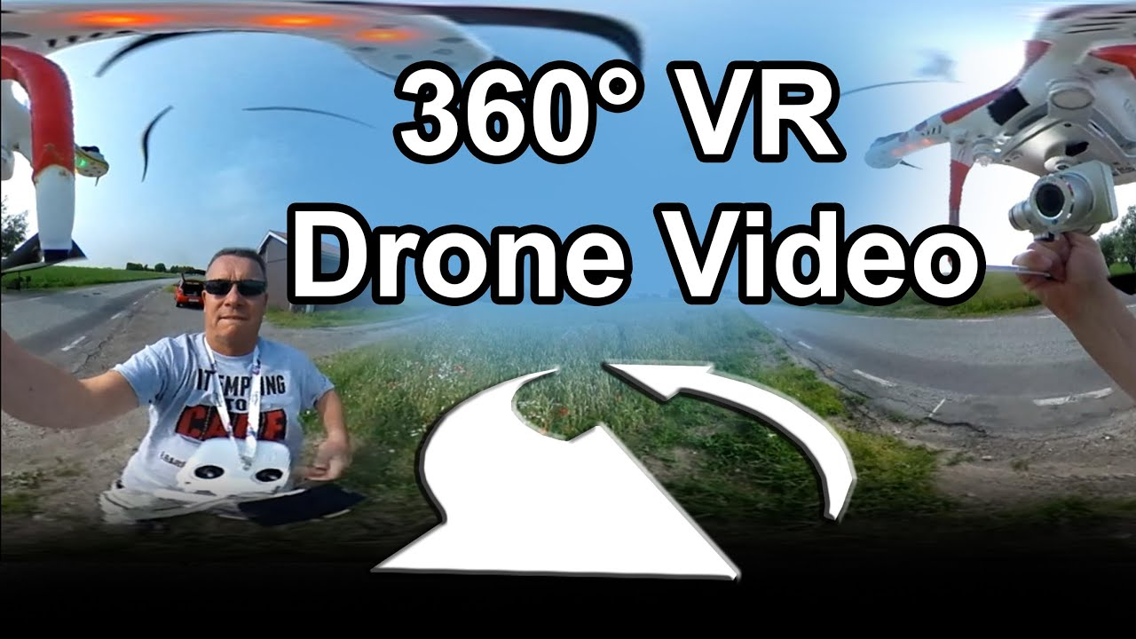 360 Vr Video 360 Vr  This Is My Most Amazing Drone -9459