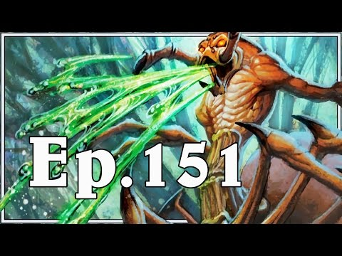 Funny and Lucky Moments - Hearthstone - Ep. 151