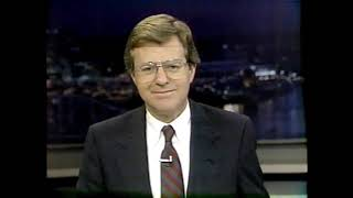 Jerry Springer 1983-1992 WLWT News Anchor Throwbacks - Channel 5 Cincinnati Ohio 80s 90s