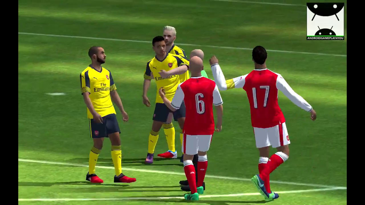 PES 2017 APK + data obb Files download Latest Version for Android