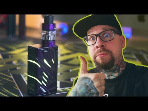 Smok T PRIV ~ Full Review ~ Paint issues?!