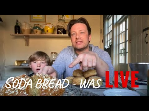 🔴 WAS Live Jamie And Buddy Making SodaBread #stayinside