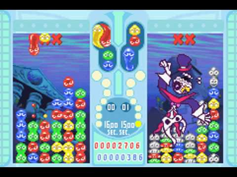 puyo pop fever