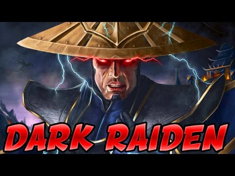 "Mortal Kombat X: MASTER OF STORMS DARK LORD RAIDEN! - Mortal Kombat XL ""Raiden"" Gameplay  "
