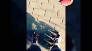 видеоурок как кататься на роликах!!!!!