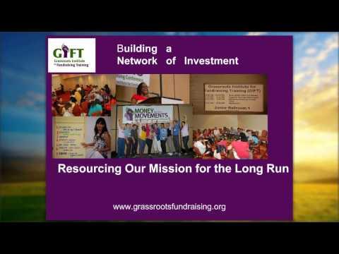 Webinar - Grassroots Fundraising