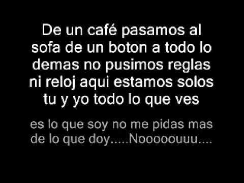 Yo no se mañana (con letra) Luis Enrique.flv