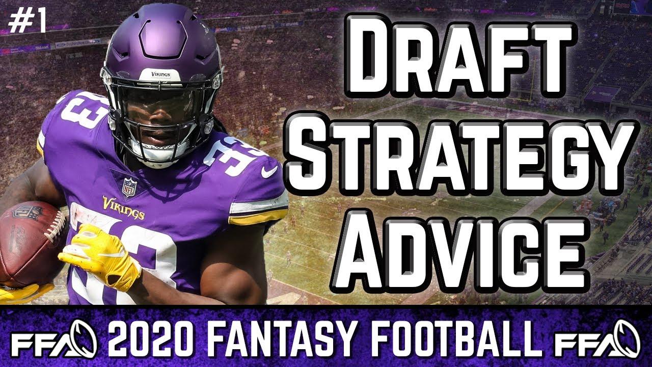 2020 Fantasy Football Advice | Draft Strategy Advice