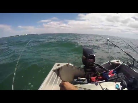 GoPro Whiting Fishing - Hastings, VIC