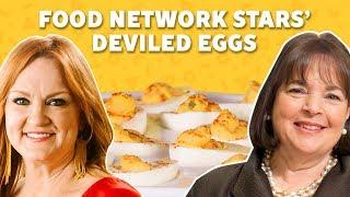 We Tried Food Network Stars' Deviled Egg Recipes | TASTE TEST