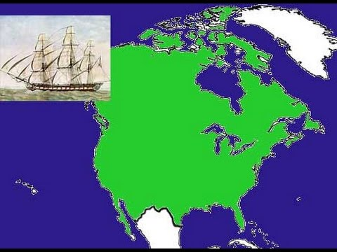 What If The US Conquered Canada In The War Of YouTube - Map of us during war of 1812